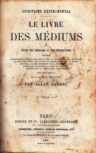 """Publicação do """"O Livro dos Médiuns"""""""